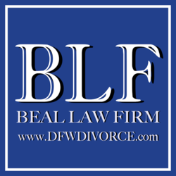 Beal Law Firm, Exclusively Family Law, Dallas - Southlake - Fort Worth, Senior Attorney Eric Beal